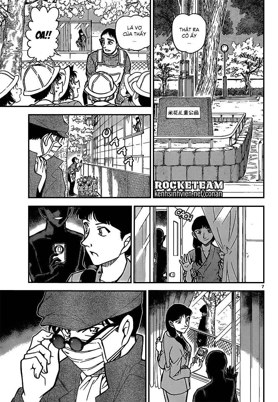 Detective Conan Chap 924 - Truyen.Chap.VN