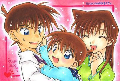 Fan art Conan  [Chôm chôm  ] - Page 5 KenhSinhVien-family