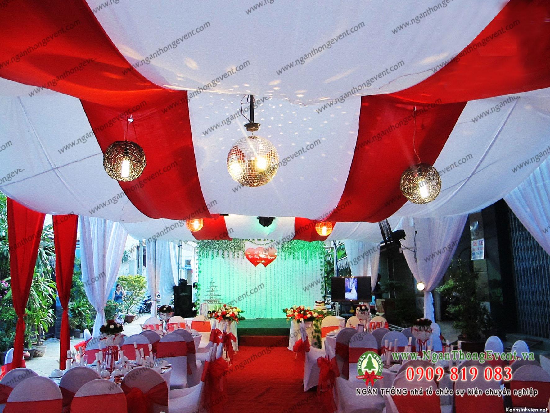 phông bạt đám cưới